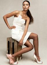 nejako takto budú vyzerať popolnočky :) chcem biele a mini