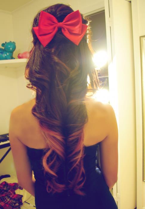 Vlasy - korunou krásy - niečo pre mňa, pani Mašločkovú :D