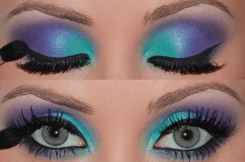 Makeup - Obrázok č. 136