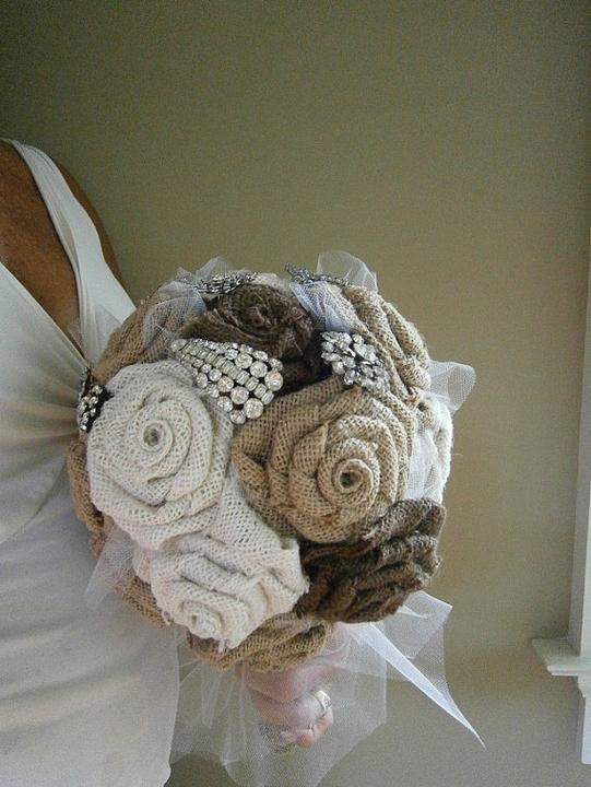 Svadobné kytice inak - Obrázok č. 3