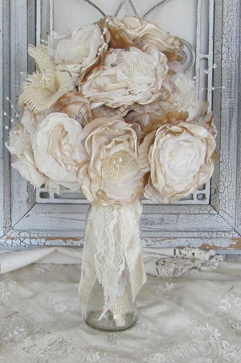Svadobné kytice inak - Obrázok č. 4