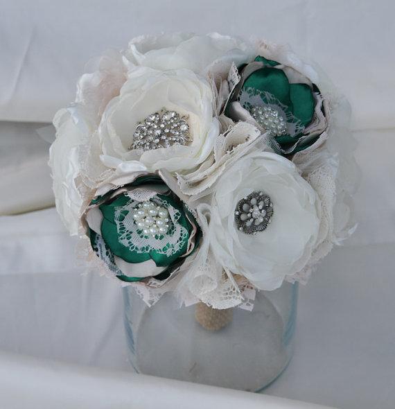Svadobné kytice inak - Obrázok č. 7
