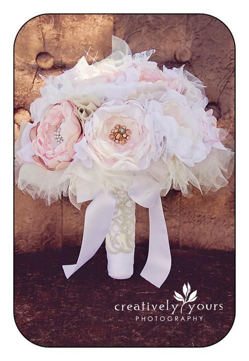 Svadobné kytice inak - Obrázok č. 9