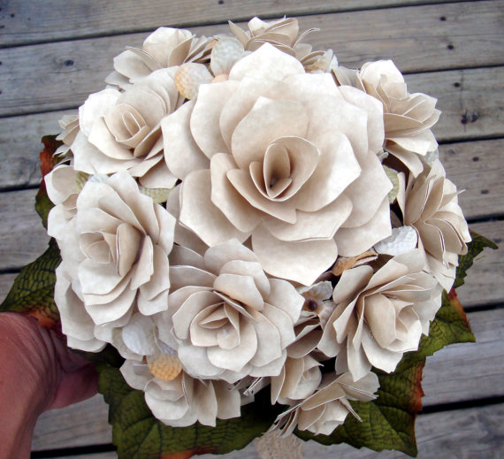 Svadobné kytice inak - Obrázok č. 10