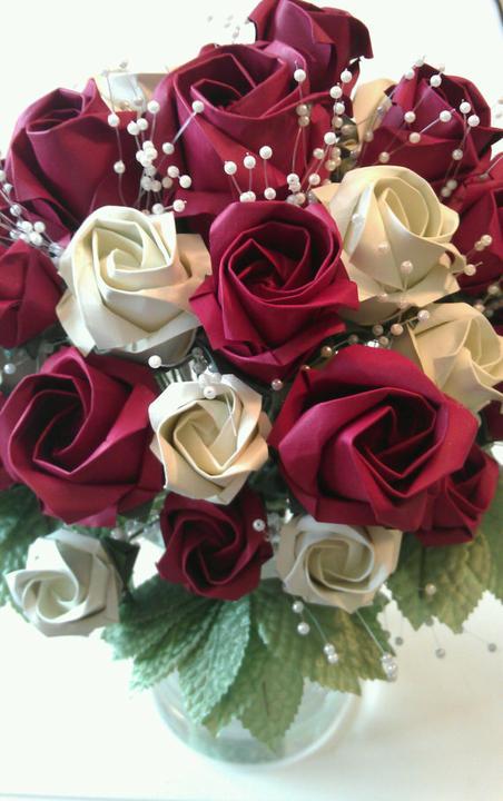 Svadobné kytice inak - Obrázok č. 15
