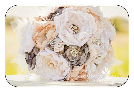 Svadobné kytice inak - Obrázok č. 17