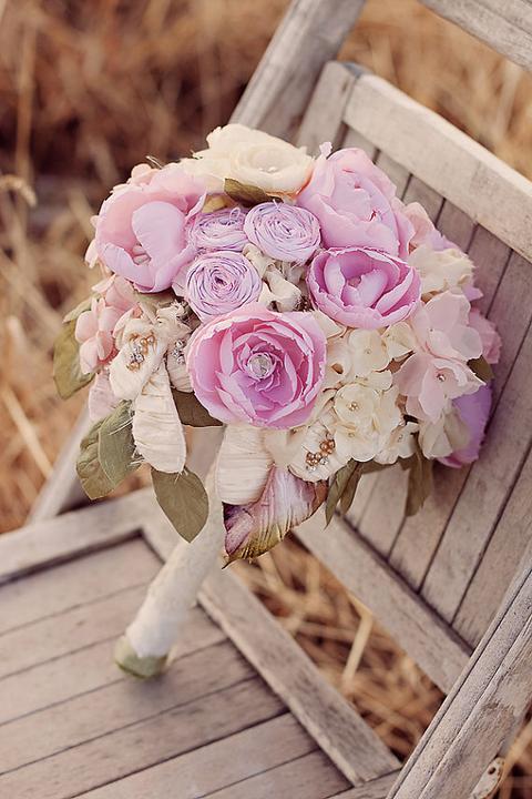 Svadobné kytice inak - Obrázok č. 23