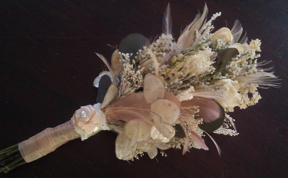 Svadobné kytice inak - Obrázok č. 31