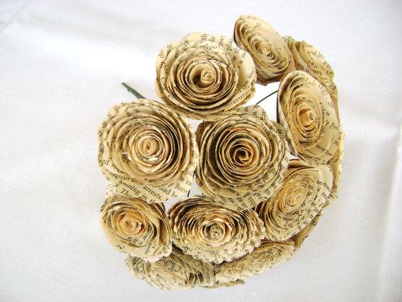 Svadobné kytice inak - Obrázok č. 33