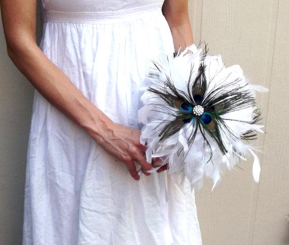 Svadobné kytice inak - Obrázok č. 37