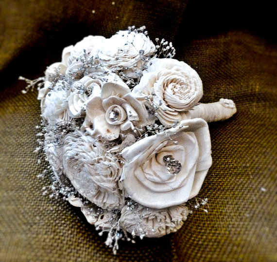 Svadobné kytice inak - Obrázok č. 41