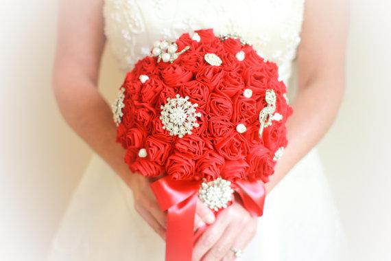 Svadobné kytice inak - Obrázok č. 42
