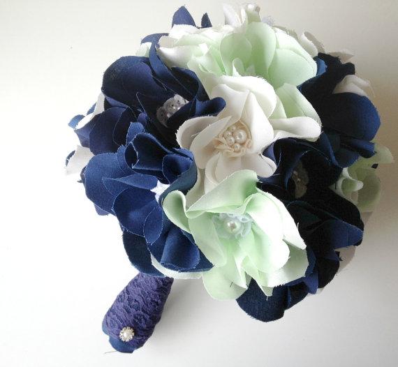 Svadobné kytice inak - Obrázok č. 43