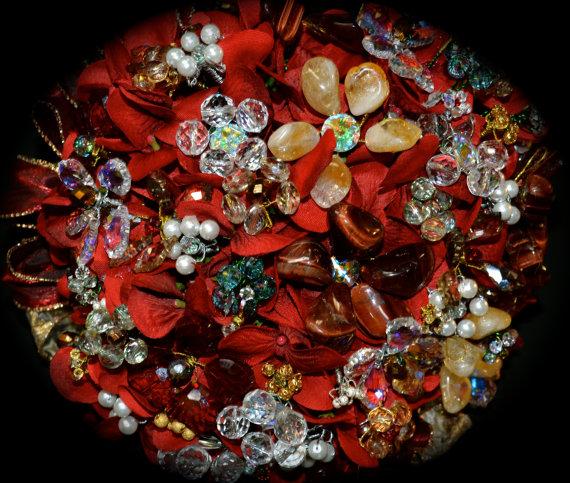 Svadobné kytice inak - Obrázok č. 45