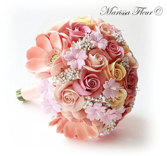 Svadobné kytice inak - Obrázok č. 46