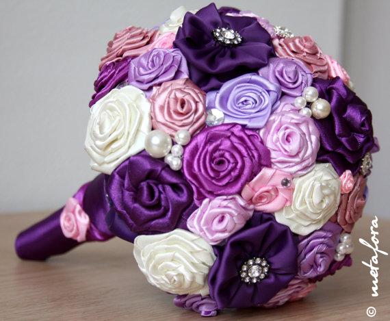 Svadobné kytice inak - Obrázok č. 50