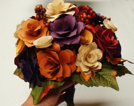 Svadobné kytice inak - Obrázok č. 51