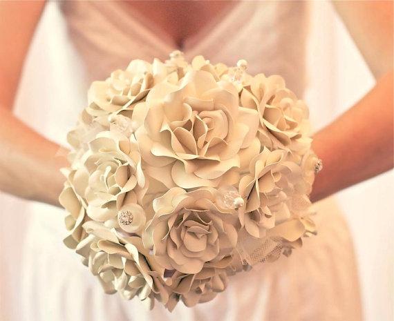 Svadobné kytice inak - Obrázok č. 61