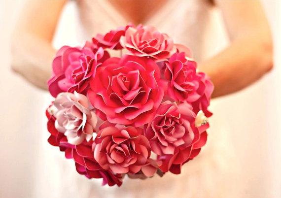 Svadobné kytice inak - Obrázok č. 62