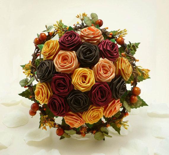 Svadobné kytice inak - Obrázok č. 68