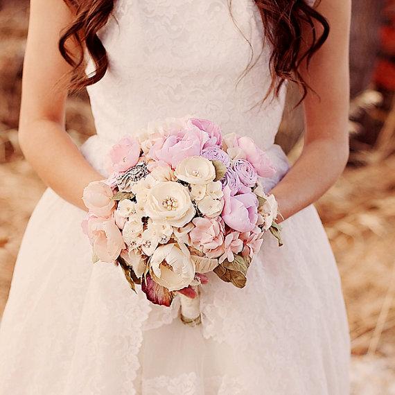 Svadobné kytice inak - Obrázok č. 70