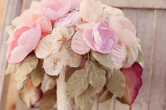 Svadobné kytice inak - Obrázok č. 72
