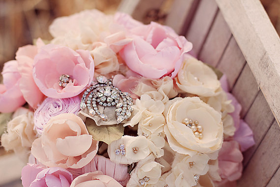 Svadobné kytice inak - Obrázok č. 73