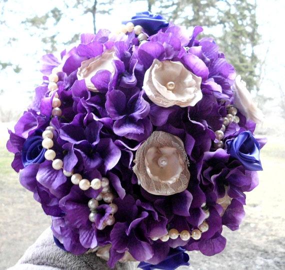 Svadobné kytice inak - Obrázok č. 75