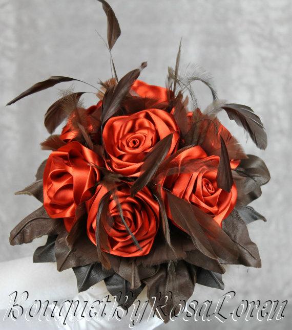 Svadobné kytice inak - Obrázok č. 78