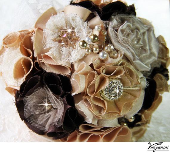 Svadobné kytice inak - Obrázok č. 83