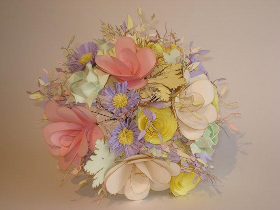 Svadobné kytice inak - Obrázok č. 84
