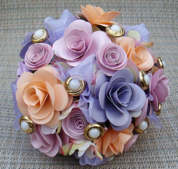 Svadobné kytice inak - Obrázok č. 89