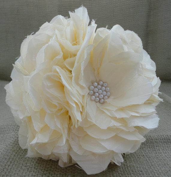 Svadobné kytice inak - Obrázok č. 90