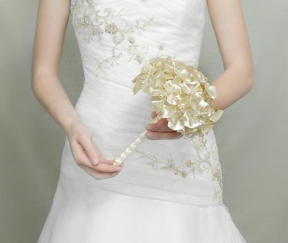 Svadobné kytice inak - Obrázok č. 94