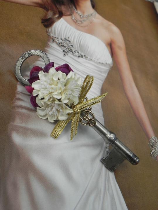 Svadobné kytice inak - Obrázok č. 99