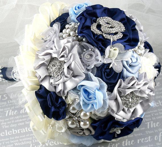 Svadobné kytice inak - Obrázok č. 100
