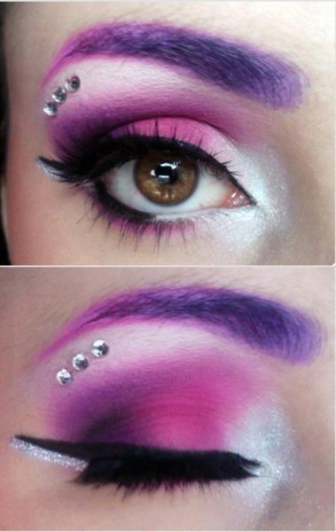 Makeup - Obrázok č. 171