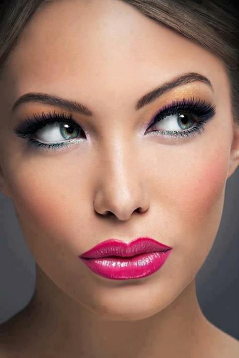 Makeup - Obrázok č. 174