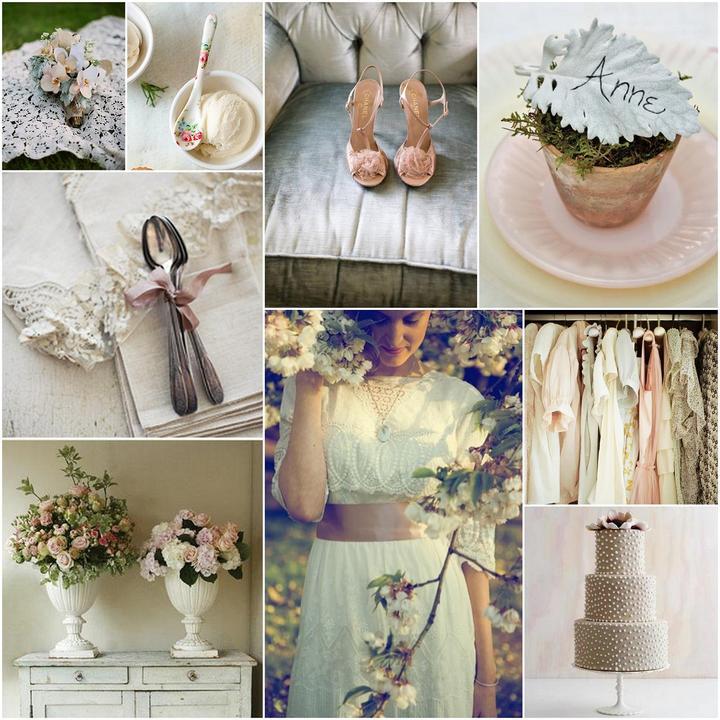 Lace Wedding Decorations & Details - Obrázok č. 3