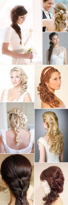 Vlasy - korunou krásy - tak asi niečo také si predstavujem...