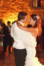 first dance.. to bude pre môjho drahého najvačší problém ... dúfam že to zvládneme