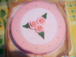 Svadobná tortička 2