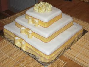 Svadobná tortička 7