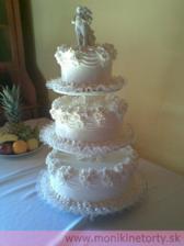 Svadobná tortička 8
