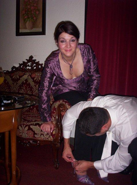 Simona{{_AND_}}Michal - ...po polnoci .. nufo vyslobodzuje ubolene nozicky ...