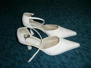 svatební botky