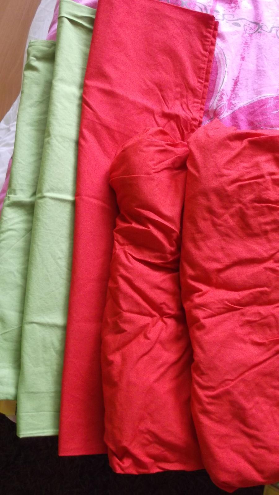 plachty a obliečky na vankúš sady ikea - Obrázok č. 1