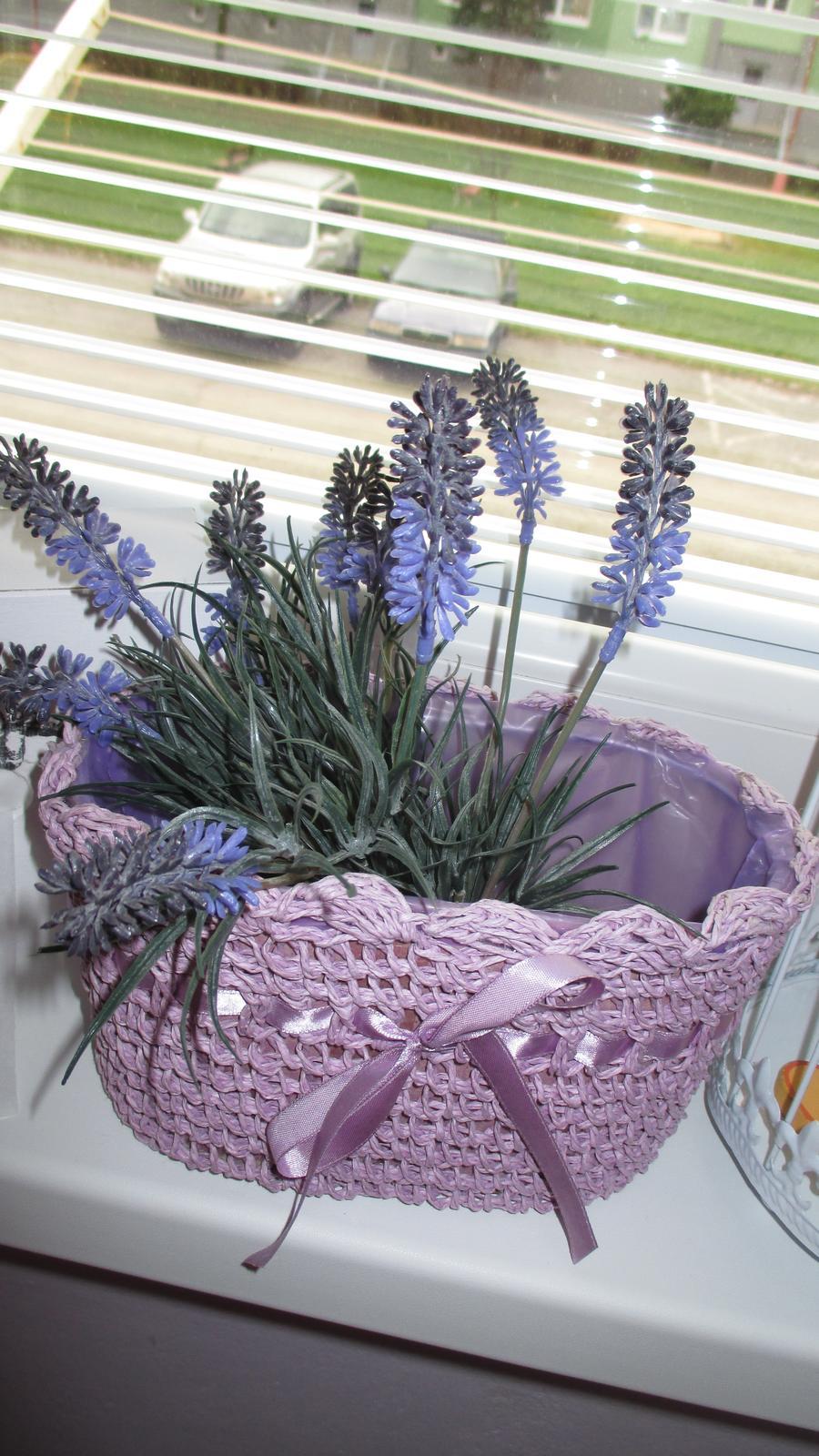 dekoračný kvetináč  - Obrázok č. 1