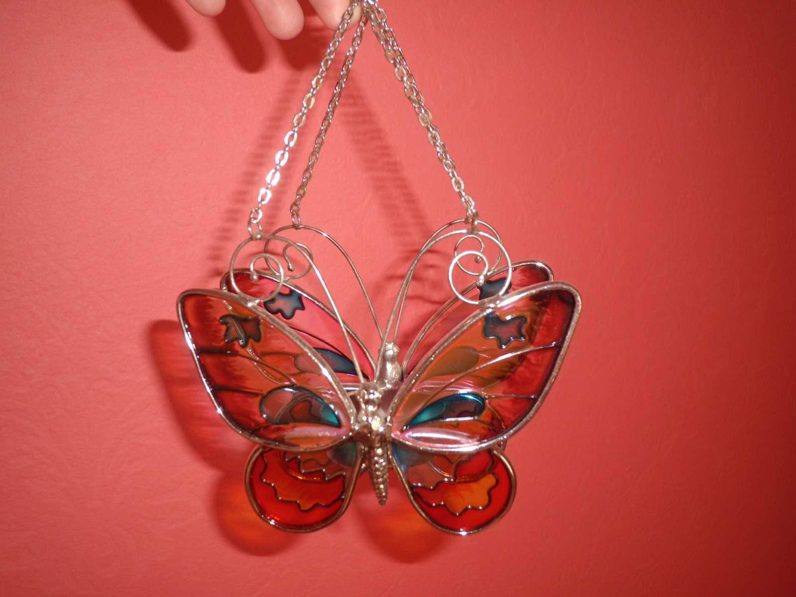 lampášik motýl  - Obrázok č. 1