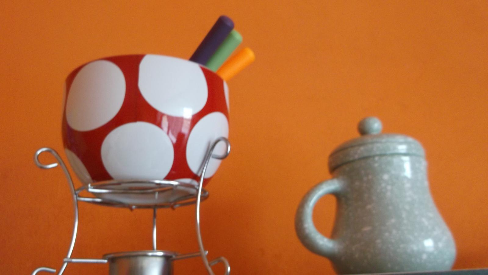 malý džbánik na sypaný čaj so sitkom  - Obrázok č. 1